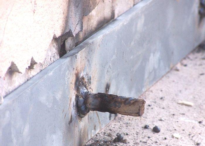 Dış Duvarın Betonarme Binaya Ankraj İle Bağlantısı