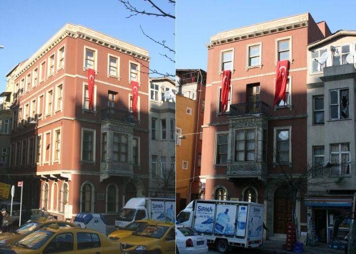Restorasyon Sonrası Binanın Görünüşü