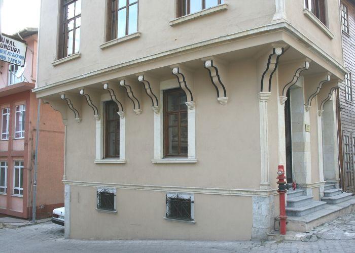 Eski Liman Başkanlığı Binası Restorasyon Sonrası Görünüş