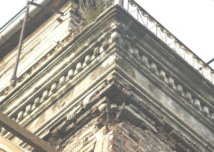 Eski Liman Başkanlığı Binası Restorasyon Öncesi