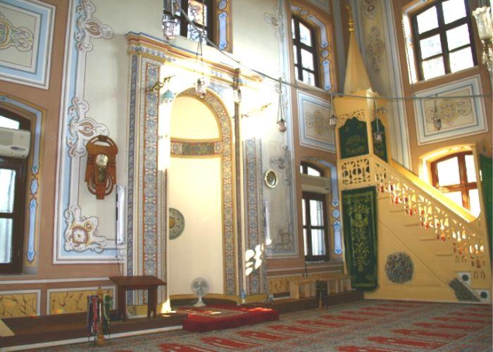 Büyükada Hamidiye Camii İç Görünüş