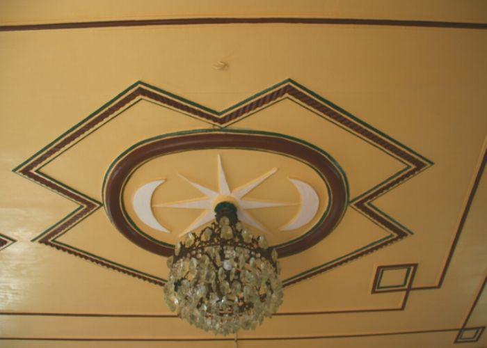 Büyükada Hamidiye Camii Tavan