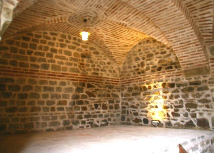Gökçeağaç Hanı Tonoz Tavan Restorasyon Sonrası
