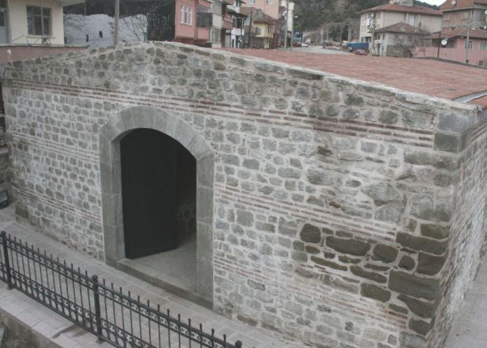Gökçeağaç Hanı Çatı Kaplaması Restorasyon Sonrası