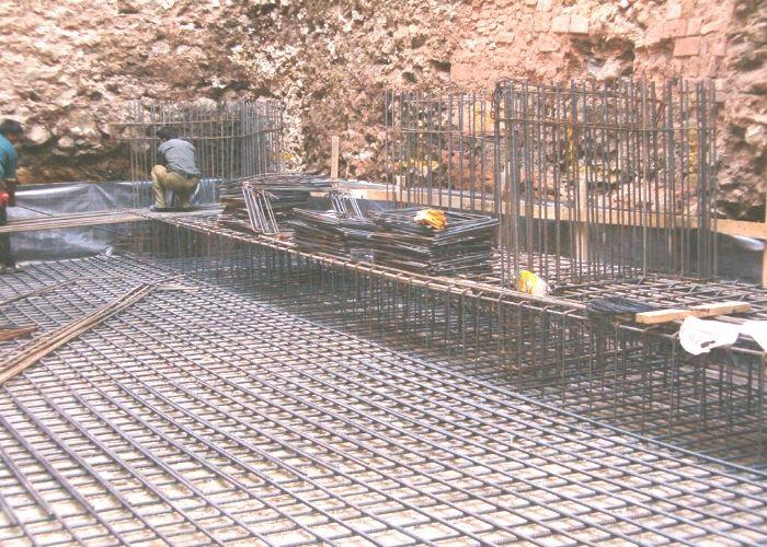 Temel Demir Donatı İmalatı