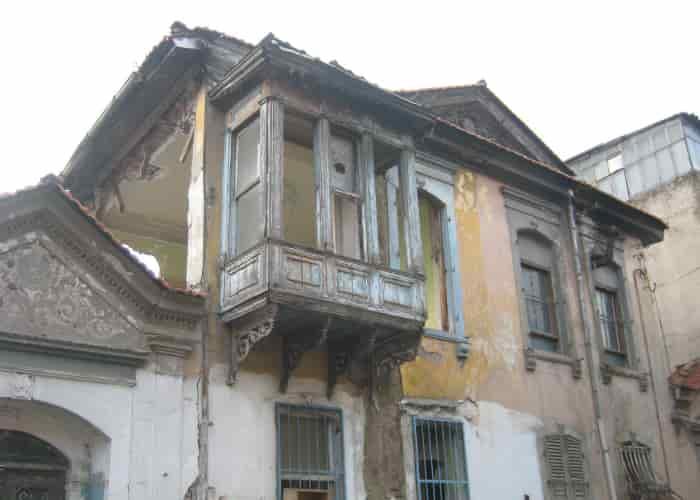 Tarihi Eser Restorasyonu