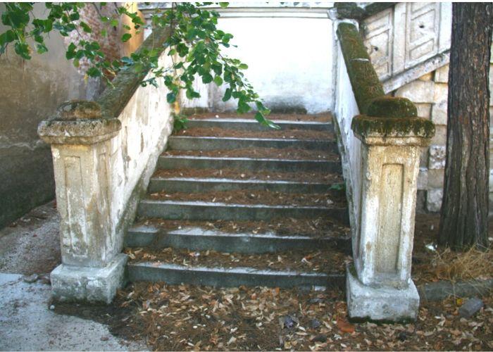 Vali Faik Üstün İ.O. Giriş Merdiveni