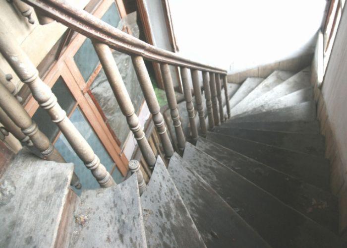 Hamamcıoğlu Yalısı Merdivenler
