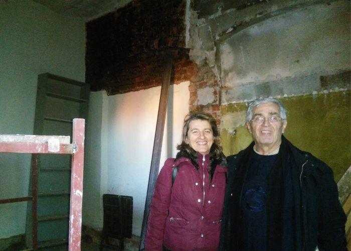 Tarlabaşı Önder Akyürek evi Restorasyon ve Güçlendirme