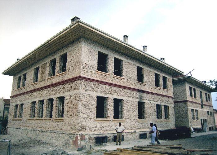 Atatürk İlköğretim Okulu Güçlendirme