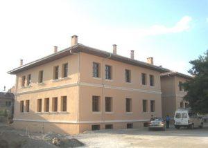 Atatürk İlköğretim Okulu Restorasyon Sonrası
