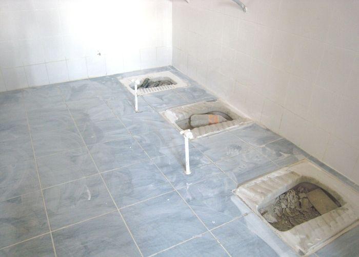 Atatürk İlköğretim Okulu Tuvalet Düzenlemesi
