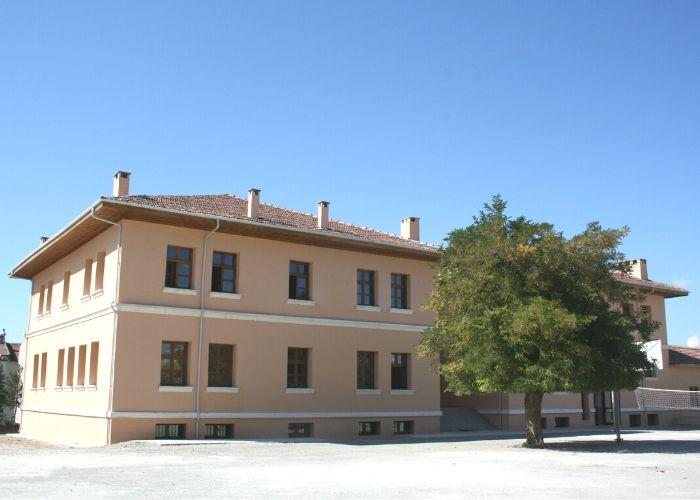Atatürk İlköğretim Okulu Restorasyon ve Güçlendirme Sonrası