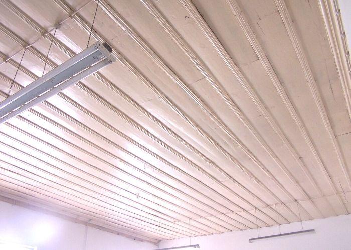 Atatütk İlköğretim Okulu Sınıf Tavanları Restorasyon Öncesi