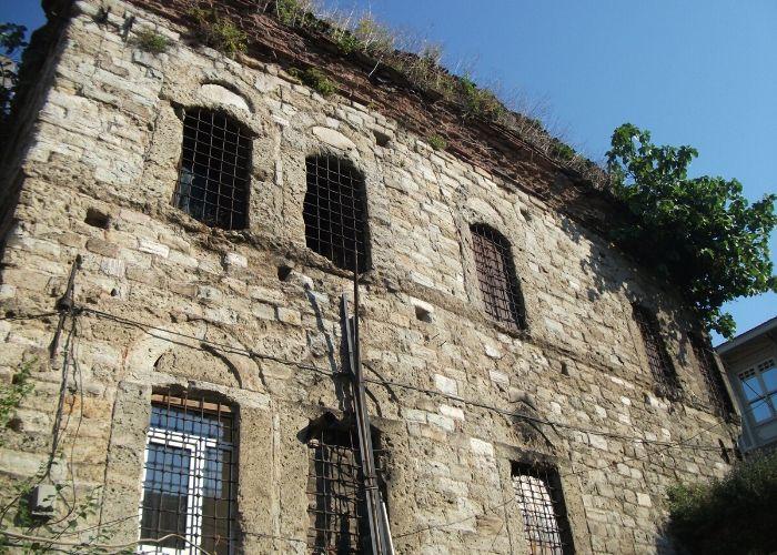 Turi Sina Manastır Kütüphanesi Yan Görünüş