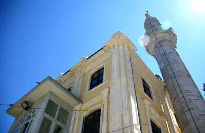 Büyükada Hamidiye Camii