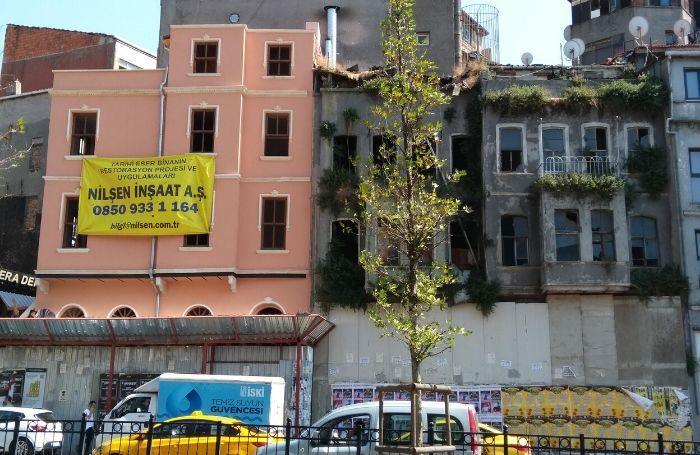 Önder Akyürek Evi Restorasyonu – İstanbul