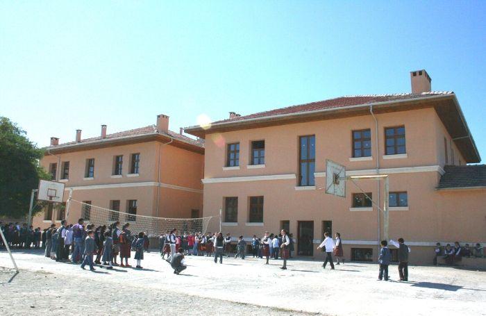 Atatürk İlköğretim Okulu Restorasyon ve Güçlendirme